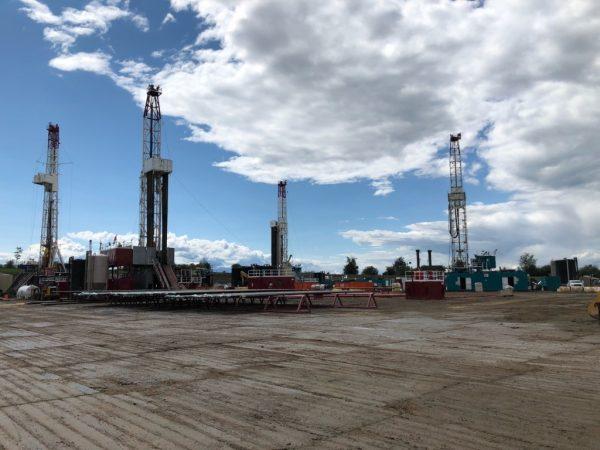 Pad Drilling
