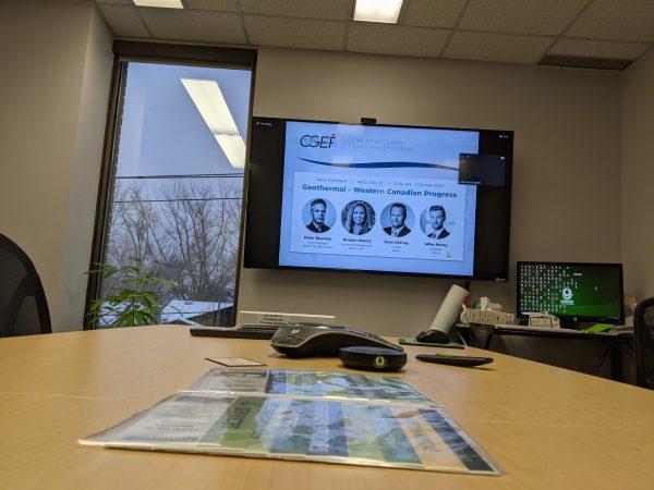 CGEF Geothermal Presentation-February 2021