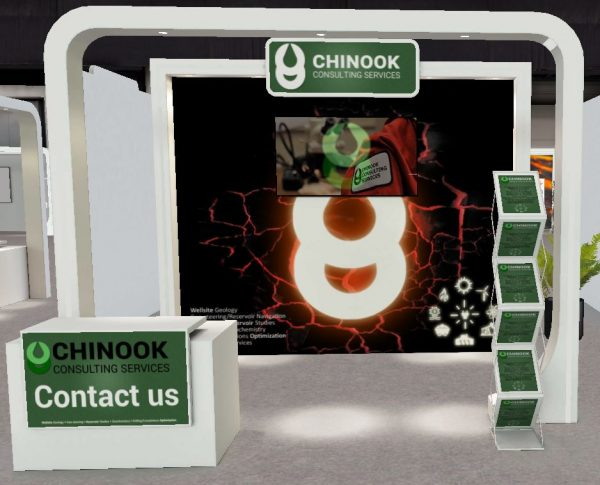 Chinook Virtual Booth GeoTHERM 2021